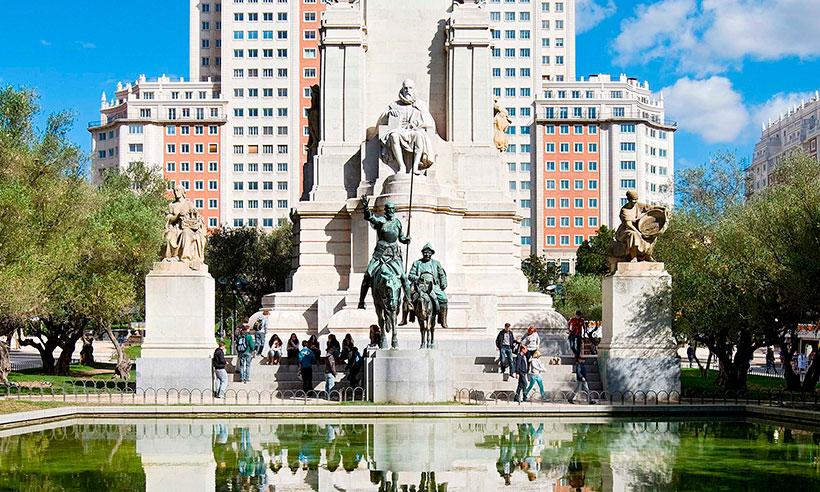 Ruta por el Madrid de Cervantes, del barrio de Las Letras a Alcalá de Henares