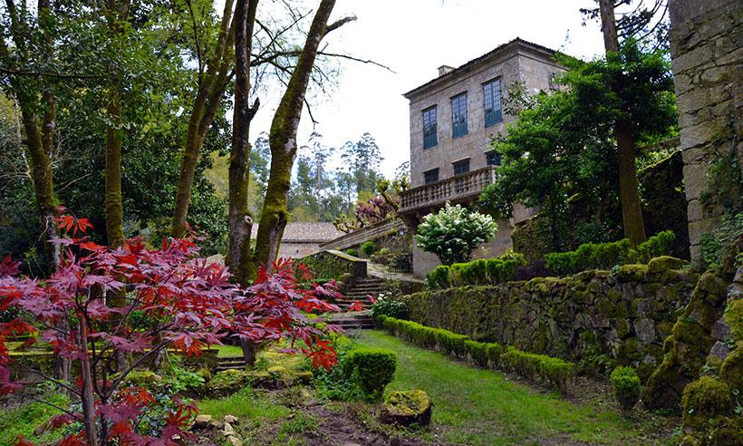El pazo gallego donde Alfonso XIII pasaba sus veranos