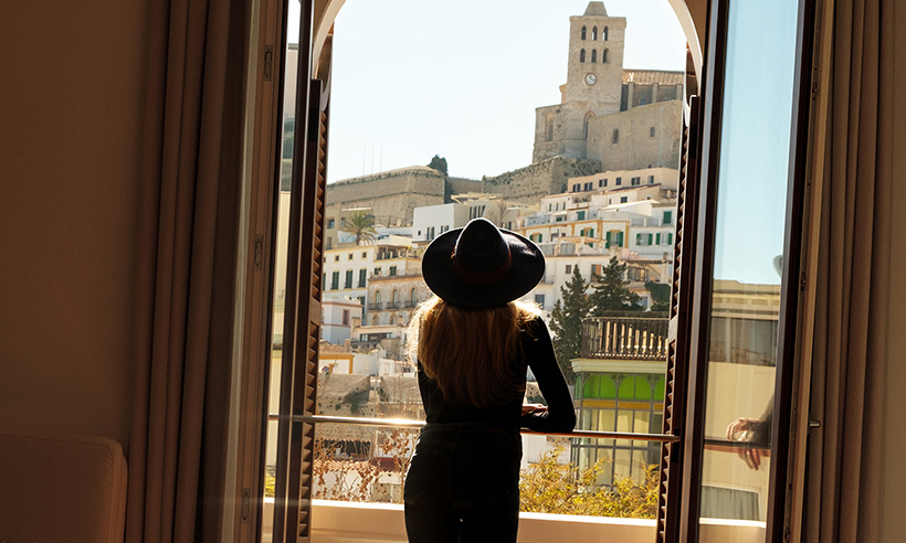Duermeen Ibiza donde lo hacen las 'celebrities'