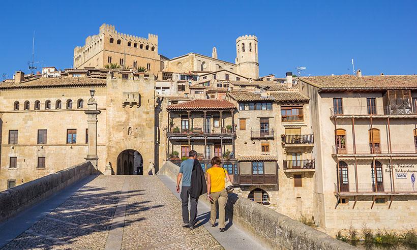 Pueblos aragoneses que son especialmente bonitos