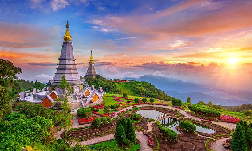 Maravillas de Tailandia, un país de contrastes
