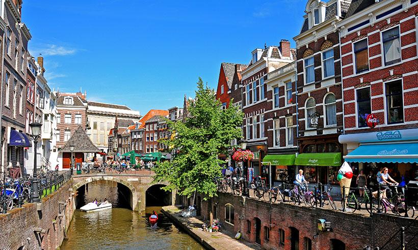 48 horas en Utrecht… una visita 'con estilo'