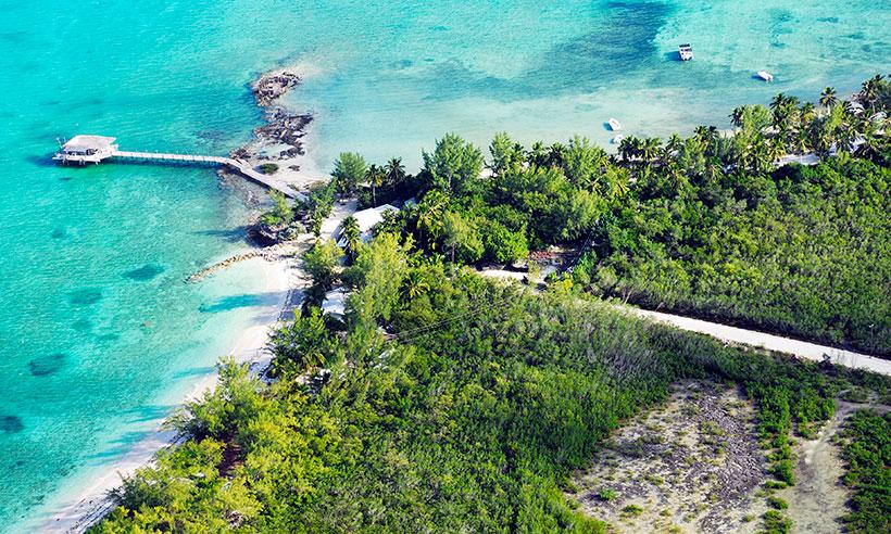 Andros, la isla más salvaje de las Bahamas