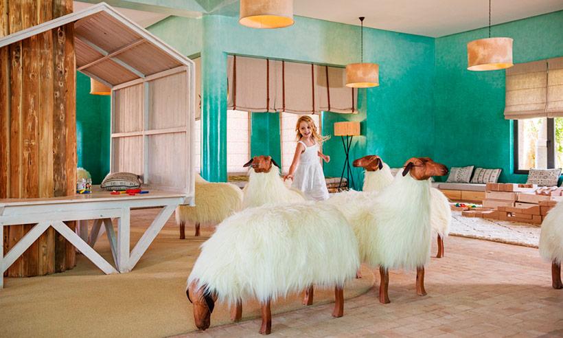 Seis hoteles en seis paraísos exóticos para ir con los niños, otra forma de viajar en familia