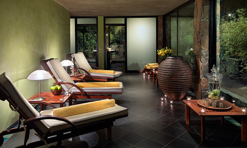 Desconexión y relax en un spa de lujo en Gran Canaria