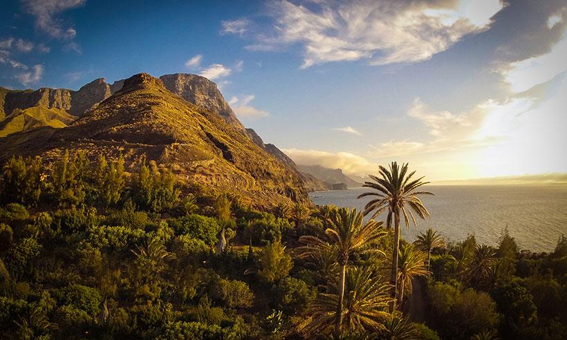 Una colección de playas alucinantes en Gran Canaria