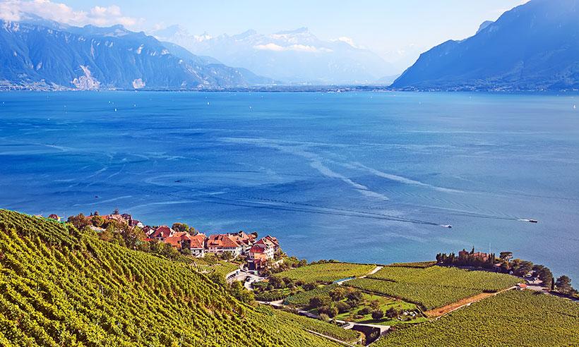 Lo mejor de Suiza en imágenes, fotos que inspiran un viaje (o más)