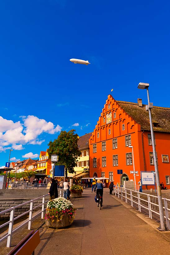 Constanza-Lago-Meersburg-Alemania