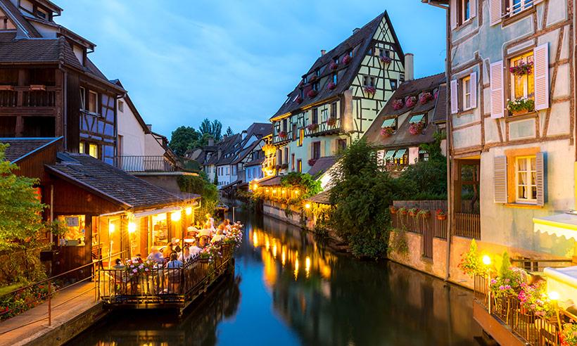 Diez pueblos preciosos de Francia para visitar este verano