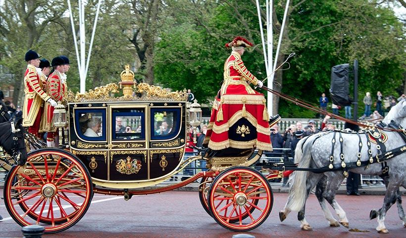 Los lugares más especiales de la Familia Real británica