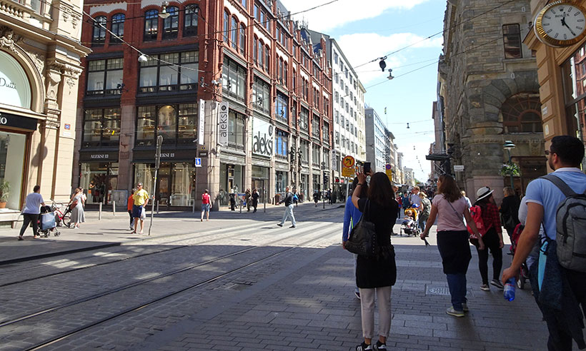 Diez motivos para visitar Helsinki este verano
