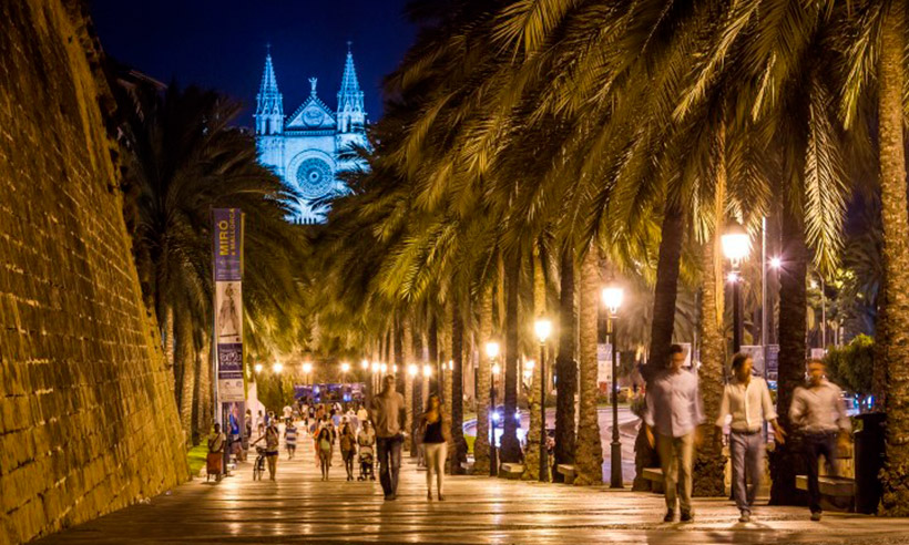 Siete ideas originales que no te esperas en Palma, más allá de sus básicos