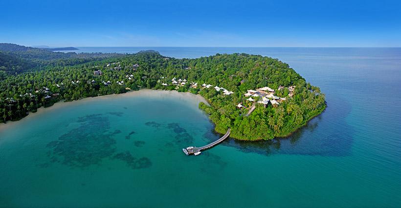 Noches gratis en un resort de lujo en Maldivas y Tailandia a cambio de cuidar el medio ambiente