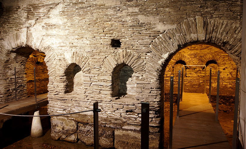 24 horas en lugo c mo exprimir la ciudad gallega y no - Tapa porta romana ...