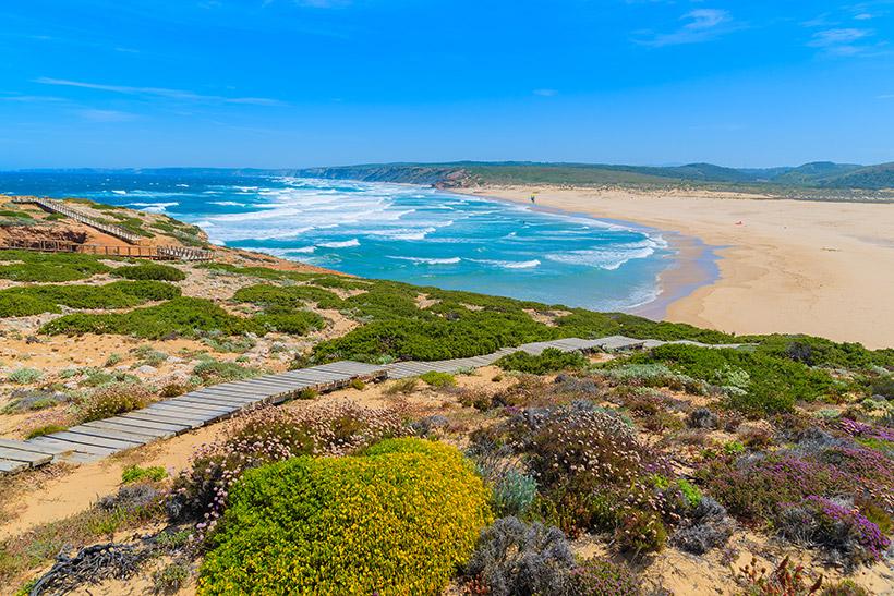 Diez playas espectaculares del Atlántico más cercano