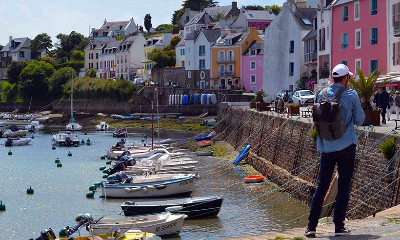 Te descubrimos en vídeo Belle Île, la secreta isla bretona que enamoró a Monet, ¿nos acompañas?
