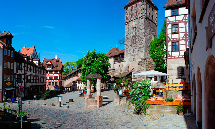Núremberg, un museo de historia al aire libre