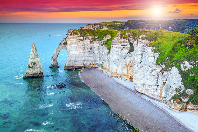 Playas espectaculares en la costa francesa donde escaparte este verano