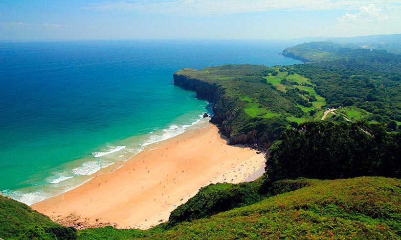 Las diez playas asturianas más bonitas, difícil elección