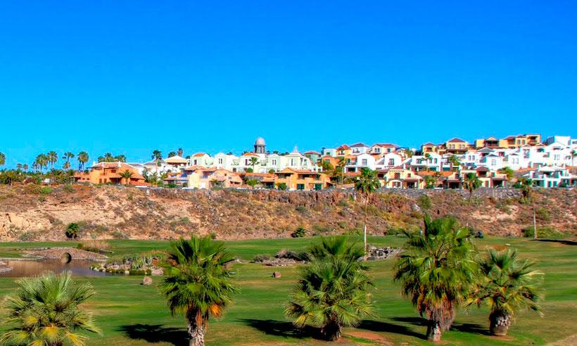 Villas, golf, deporte y bienestar, una combinación única en Tenerife