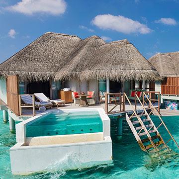 Maldivas bodas reales for El mejor hotel de islas maldivas
