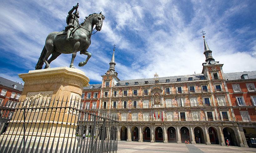 Otoño para dos en Madrid, por si os ha faltado tiempo en verano