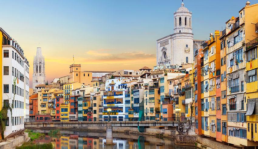 Resultado de imagen de Girona