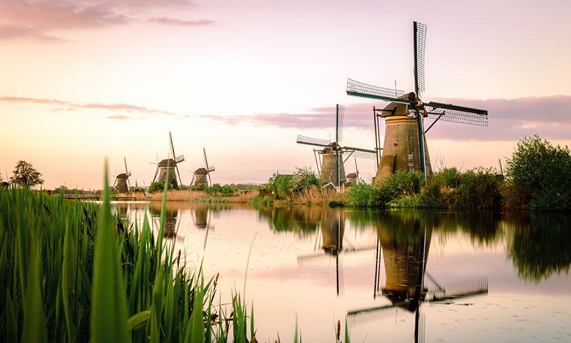 Ámsterdam, por supuesto, pero además los otros imprescindibles de Holanda
