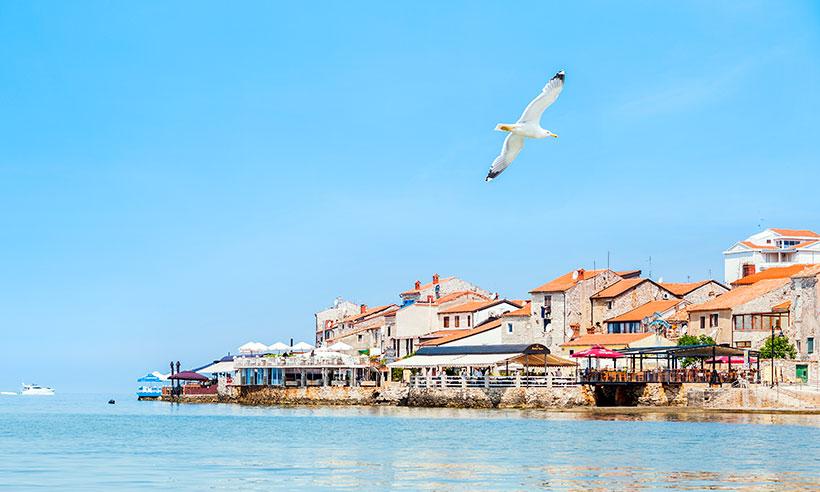 Ocho pueblos con encanto en la península croata de Istria