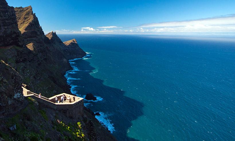En estos miradores espectaculares de Canarias te quedarás pasmado