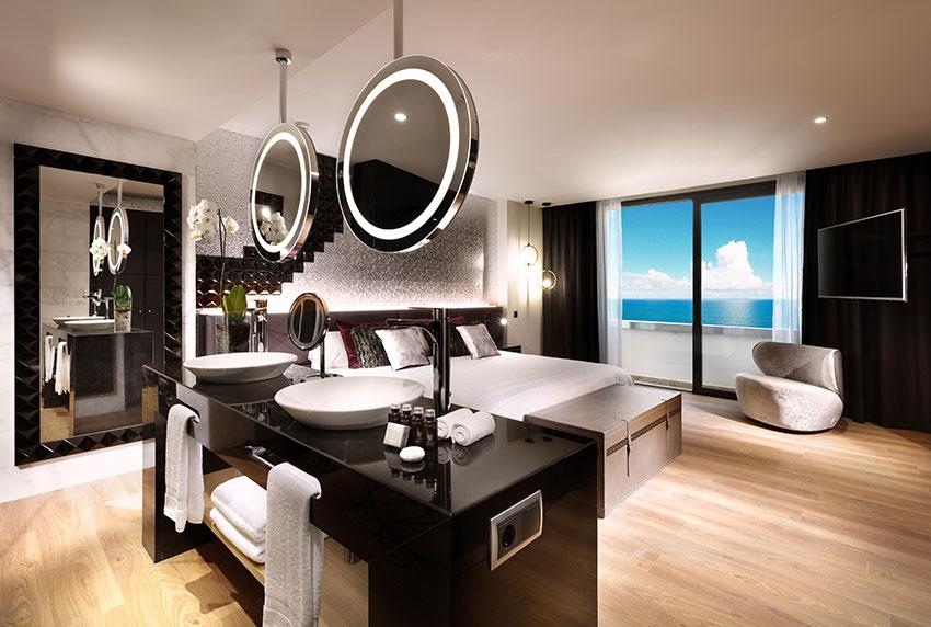 Las Suites M 225 S Inspiradoras Con Vistas Al Atl 225 Ntico Foto