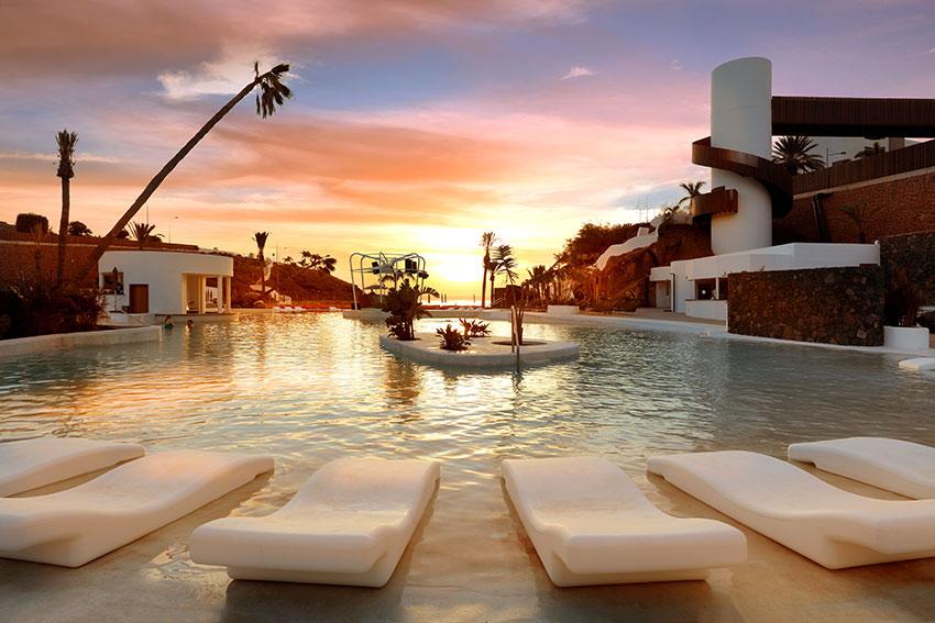 Las suites m s inspiradoras con vistas al atl ntico foto for Camas tenerife