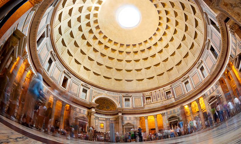 La eterna Roma en 10 instantáneas sorprendentes, para verla de un vistazo