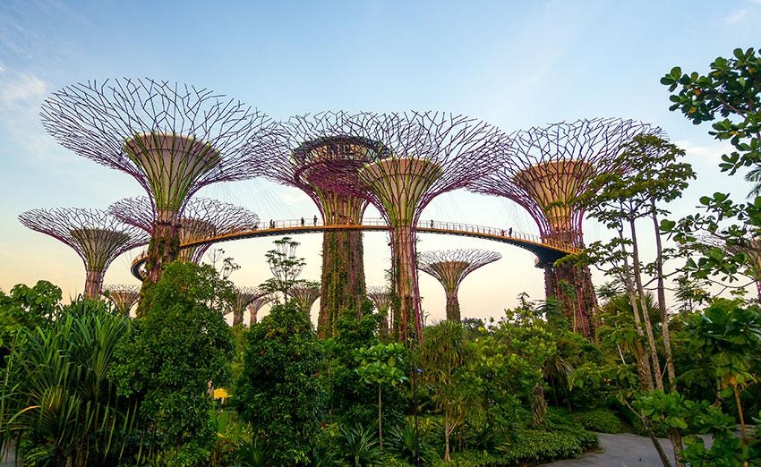 Singapur, el mejor destino para iniciarse en Asia