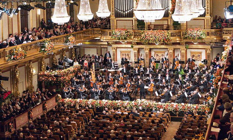 Cómo asistir al Concierto de Año Nuevo en Viena... ¡en 2018!