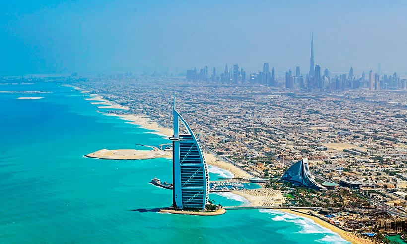 Siete razones para conocer Dubai, lo que te esperas y lo que no