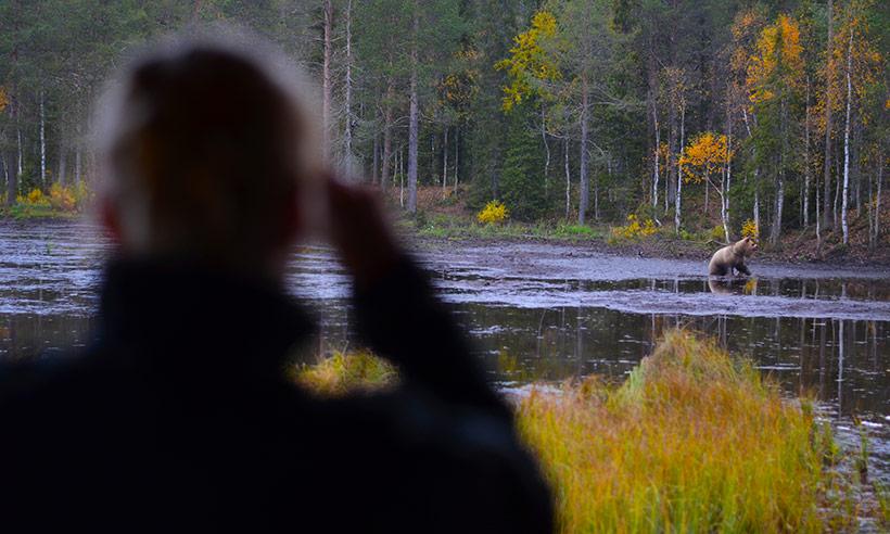 Respirando bienestar en la Laponia finlandesa