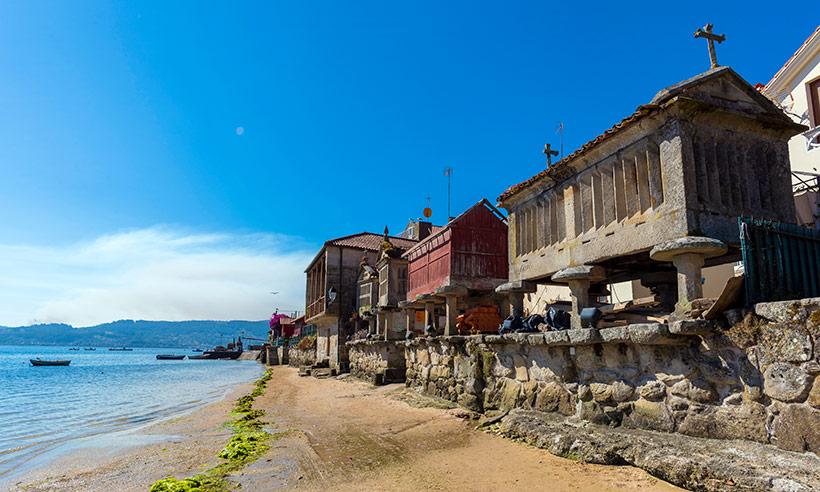 Una ruta en coche por las Rías Baixas, el paraíso soñado por los dioses