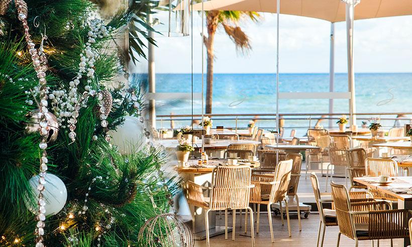 Navidades bajo el sol… en Marbella