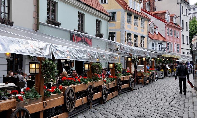 48 horas en Riga… la perla del Báltico