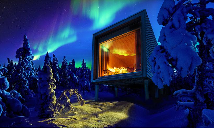 Hoteles en la nieve o cómo disfrutar del invierno sin pasar frío