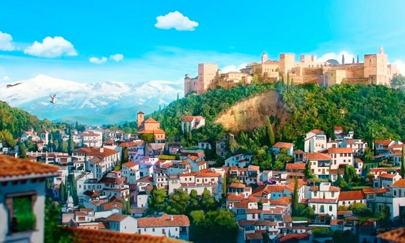 Granada viajes - Foto imago granada ...