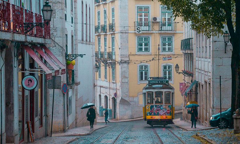 Lisboa en invierno, la ciudad más romántica del mundo