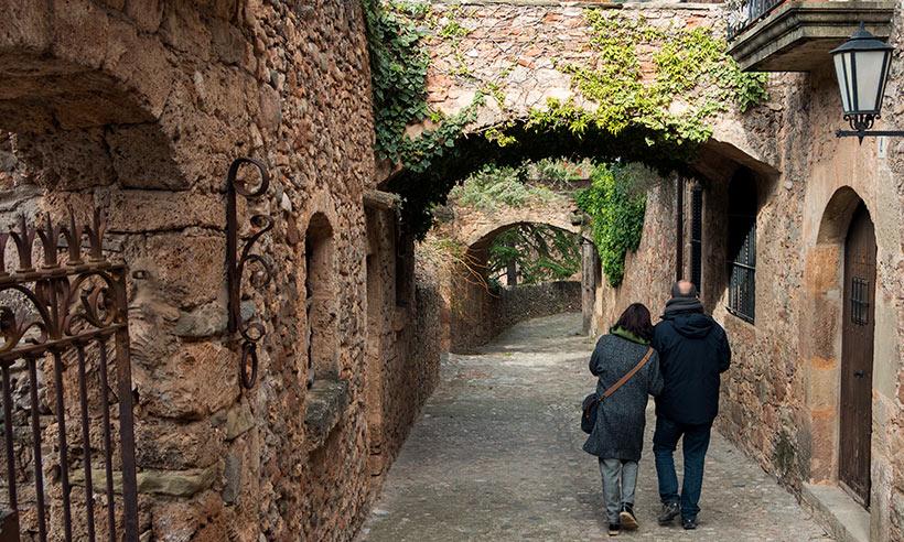Viaja al medievo en estos pueblos de Barcelona, para un fin de semana invernal