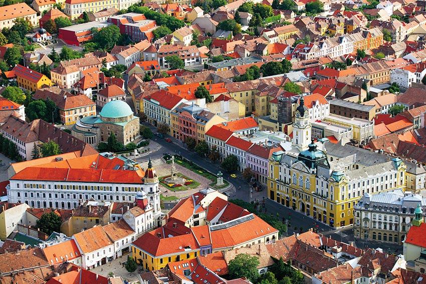 48 horas en Pécs, la bella desconocida de Hungría
