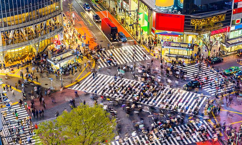 Tokio barrio a barrio, del glamour de Ginza a las alturas de Shinjuku