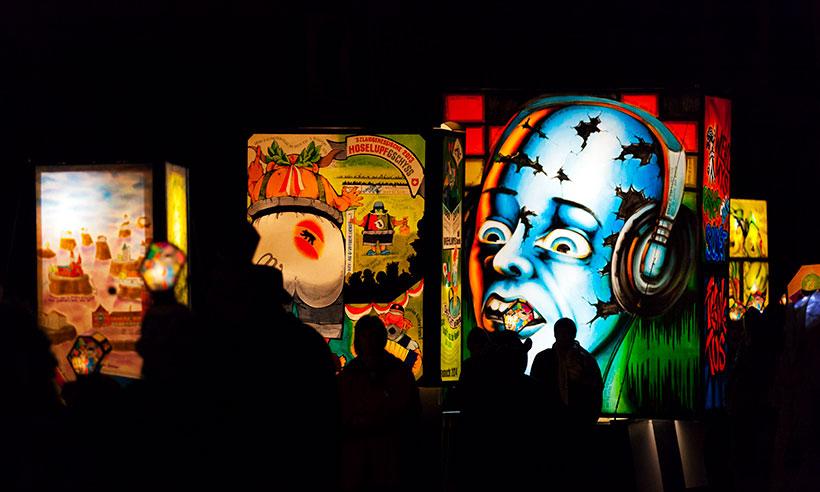 Los tres días más hermosos de Basilea, en Carnaval
