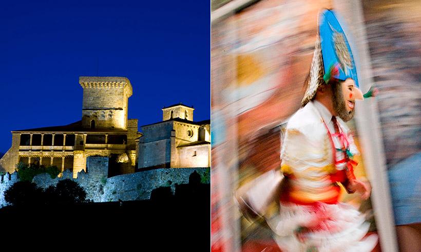 Ruta en coche por la desconocida Ourense y, si te animas, vivir su carnaval más famoso