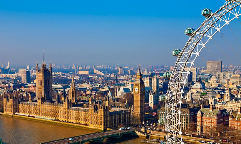 La atracción favorita de Kate Mosses… The London Eye