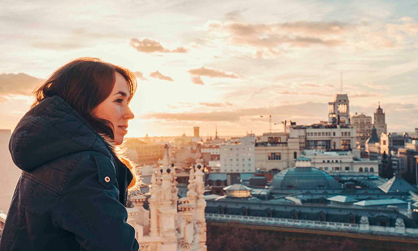 Los mejores miradores de Madrid, y disfruta de panorámicas de altura